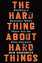 Hard things about hard things